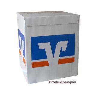 Ballot Box K300/ K450/ K700 with printed adhesive foil* (price per 20 pieces)