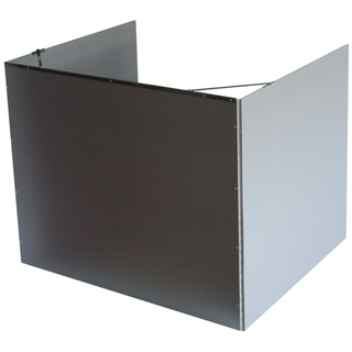Tabletop Voting Booth TK 2.1